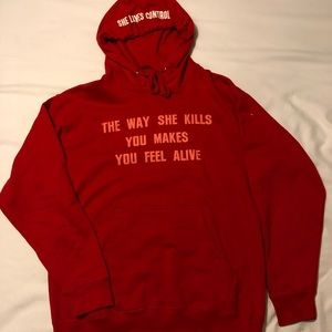 Sweaters Camila Cabello She Loves Control Sweatshirt Poshmark